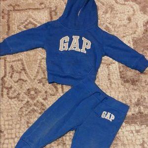 Gap toddler set